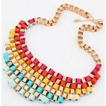 Ожерелье Разноцветная Палитра tb1125