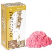 Цветной Кинетический песок Waba Fun 1кг Швеция (розовый)