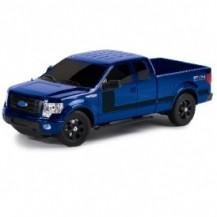 Автомодель - FORD F-150 FX (ассорти черный, синий, 1:26, свет, звук, инерц.) от GearMaxx - под заказ