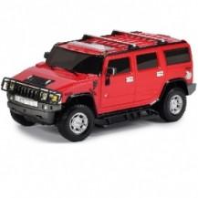 Автомодель - HUMMER H2 (ассорти серый, красный, 1:26, свет, звук, инерц.) от GearMaxx - под заказ