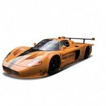 Автомодель - MASERATI MC12 (оранжевый, 1:24) от Bburago - под заказ