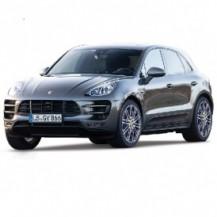 Автомодель - PORSCHE MACAN (черный, 1:24) от Bburago - под заказ