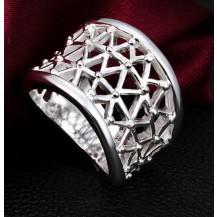 Кольцо Tiffany Молекула Размер 18 (TF-R032-18)