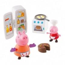 Игровой мини-набор Peppa - КУХНЯ ПЕППЫ (кухонная техника, 2 фигурки) от Peppa - под заказ