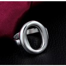 Кольцо овальное Tiffany Размер 18 (TF-R078-18)