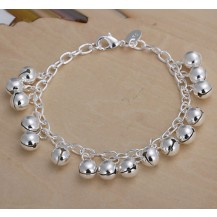 Браслет Шарики Tiffany Покрытие серебром (TF-H056)