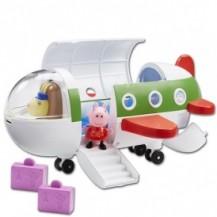 Игровой набор Peppa - САМОЛЕТ ПЕППЫ (самолет, фигурка Пеппы) от Peppa - под заказ