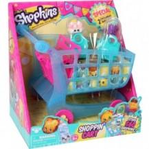 Игровой набор SHOPKINS S3 - ТЕЛЕЖКА (2 шопкинса, 2 эксклюзивные сумочки) от Shopkins&Shoppies - под заказ