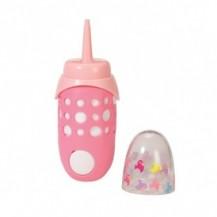 Интерактивная бутылочка для куклы BABY BORN -  ЗАБАВНОЕ КОРМЛЕНИЕ (звук) от Zapf - под заказ