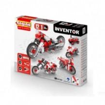 Конструктор серии INVENTOR 12 в 1 - Мотоциклы от Engino - под заказ
