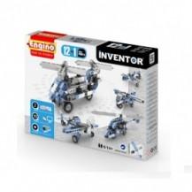 Конструктор серии INVENTOR 12 в 1 - Самолеты от Engino - под заказ
