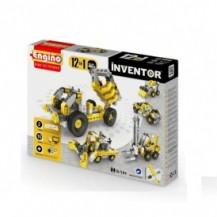Конструктор серии INVENTOR 12 в 1 - Строительная техника от Engino - под заказ
