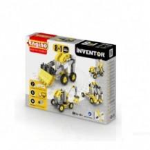 Конструктор серии INVENTOR 8 в 1 - Строительная техника от Engino - под заказ