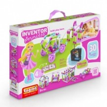 Конструктор серии INVENTOR PRINCESS MOTORIZED 30 в 1 с электродвигателем от Engino - под заказ