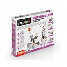 Конструктор серии STEM - Законы Ньютона: инерция, движущая сила, энергия от Engino - под заказ