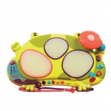 Музыкальная игрушка – КВАКВАФОН (свет, звук) от Battat - под заказ