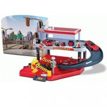 Игровой набор - ГАРАЖ FERRARI (2 уровня, 1 машинка 1:43) от Bburago - под заказ