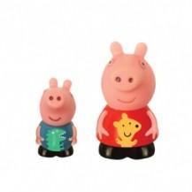 Набор игрушек-брызгунчиков Peppa - ПЕППА И ДЖОРДЖ от Peppa - под заказ