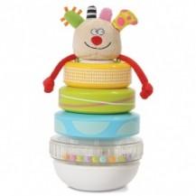 Развивающая игрушка - ПИРАМИДКА КУКИ от Taf Toys - под заказ
