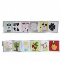 Развивающая книжка-раскладушка - МЫШКИ-МАРТЫШКИ от Taf Toys - под заказ