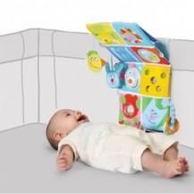 Развивающий центр для кроватки - ВЕСЕЛЫЕ ДРУЗЬЯ (звук, свет) от Taf Toys - под заказ