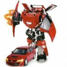 Робот-трансформер - MITSUBISHI EVOLUTION VIII (1:18) от Roadbot - под заказ