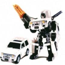 Робот-трансформер - MITSUBISHI PAJERO (1:32) от Roadbot - под заказ