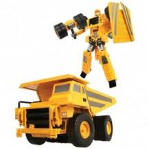 Робот-трансформер - САМОСВАЛ от X-bot - под заказ