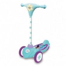 Скутер - ХОЛОДНОЕ СЕРДЦЕ (3 колеса, свет, звук) от Kiddieland - Чудомобили - под заказ