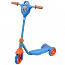 Скутер детский лицензионный - HOT WHEELS (3-х колесный, пропеллер) от Лицензионные скутеры - под заказ