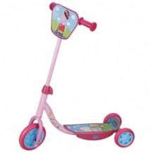 Скутер детский лицензионный - PEPPA (3-х колесный) от Лицензионные скутеры - под заказ
