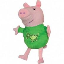 Мягкая игрушка - ДЖОРДЖ С ВЫШИТЫМ ДРАКОНОМ (25 см) от Peppa - под заказ