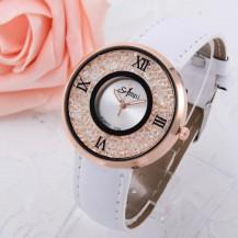Часы женские Amni Star белые 090-1