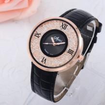 Часы женские Amni Star черные 090-2