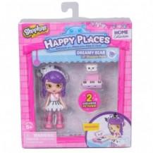 Кукла HAPPY PLACES S1 – МЕЛОДИНА (2 эксклюзивных петкинса, подставка) от Happy Places - под заказ
