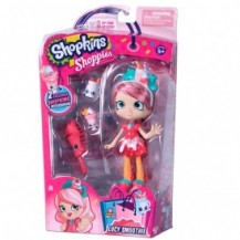Кукла SHOPKINS SHOPPIES серии «Фантазия» - КЛУБНИЧКА (с аксессуарами) от Shopkins&Shoppies - под заказ