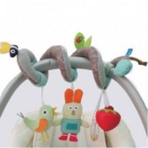 Развивающая спираль для коляски и автокресла - В САДИКЕ от Taf Toys - под заказ