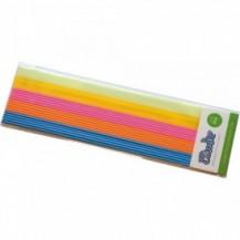 Набор стержней из PLA-пластика для проф. исп. с 3Doodler Create - ЯРКИЕ (25 шт, мет/глян/свет.в тем) от 3Doodler - под заказ