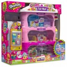 Игровой набор SHOPKINS S5 - ТОРГОВЫЙ ЦЕНТР (раскладной, 4 эксклюзивных шопкинса, с акссес.) от Shopkins&Shoppies - под заказ