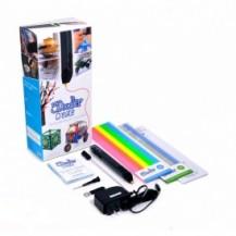 3D-ручка 3Doodler Create для проф. использования - ЧЕРНАЯ (50 стержней из ABS-пластика, аксессуары) от 3Doodler - под заказ