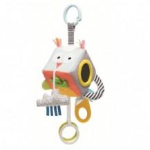 Развивающая игрушка-кубик -  ВЕСЕЛЫЕ ЗВЕРУШКИ от Taf Toys - под заказ
