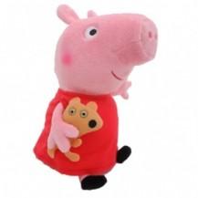 Мягкая игрушка - ПЕППА С  ИГРУШКОЙ (40 см) от Peppa - под заказ