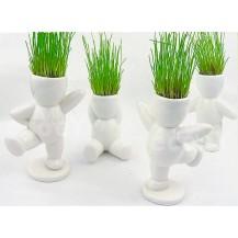 Травянчик керамический одинарный