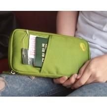 Органайзер для документов, холдер - зеленый