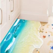 Интерьерная наклейка Карибское море XL8300