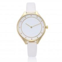 Часы женские Geneva Белые 114-2