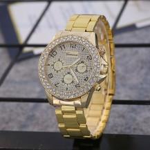 Часы женские Geneva Star 092-1 Цвет: золото