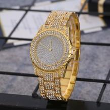 Часы женские Geneva Diamond 093-1 Цвет: золото