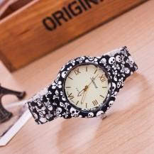 Часы Geneva Череп 097-1