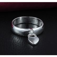 Кольцо с подвеской Tiffany Размер 18 (TF-R054-18)